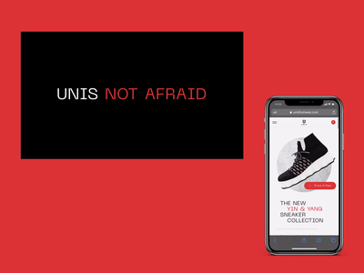 Unis Footwear: Homepage sustainable shoes sneakers webdesign ui animations responsive design mobile ui mobile product design animation product design branding typography ux website web ui graphic design design shopify ecommerce unis footwear