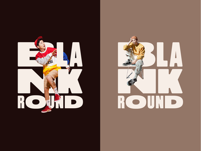 Blank Round: Converging Cultures | Dead Direction identity pride asian culture asian american culture streetwear identity system brand design identity design collage illustration product design branding typography website graphic design design