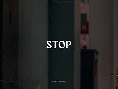 Stop Asian Hate asian culture love web design illustration product design branding typography graphic design design love over hate fight rascim stop hate