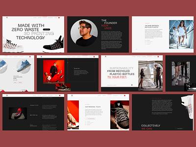 Unis Behance Case Study Coming Soon tech 3d printing sneakers footwear unis shoes streetwear shoes web design illustration branding ux website web ui typography graphic design design