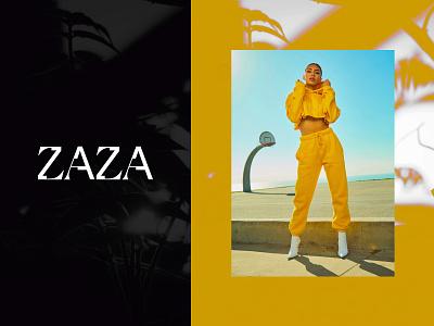 ZaZa Branding logo design art direction mobile identity design web illustration rogue studio zaza cannabis cannabis brand culture  lifestyle brand ui website branding typography graphic design design