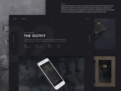 The Outfit | Case Study
