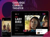 Coolidge Corner Theater - Behance Case Study
