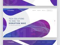 Cloudnow Homepage – Final