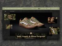 Chima + Vans Collaboration