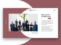 Microsite Content Slider | WIP