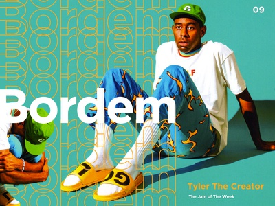 Jam Of The Week | 09 groovin design songs beats passion project tyler the creator jams music