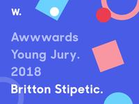 Awwwards Young Jury | 2018