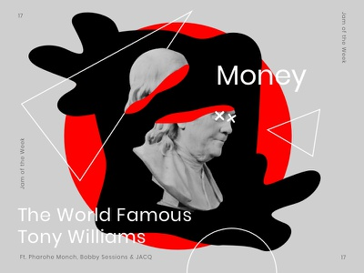 Jam Of The Week   17 music syndicate graphic design design money jams jam of the week