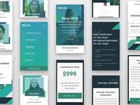 Mobile Recur Site