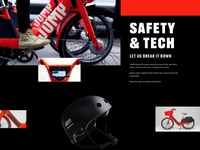Jump E Bikes - Close Up