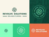 Another Dead Revolve Logo Concept