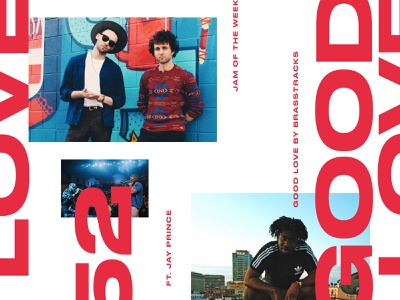 Jam Of The Week   52 music art design graphic design music jam of the week