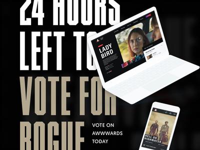 Awwwards Nominee | Vote!
