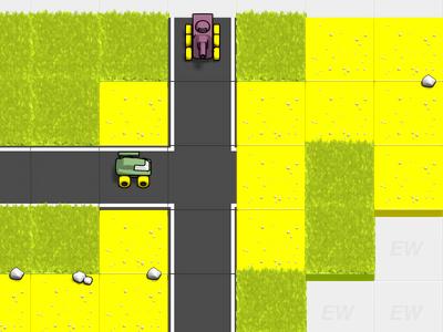 Tanks & Tiles & Roads!