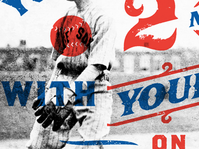 Can't steal second type baseball quote vintage