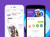 Airtime - App Store Screens