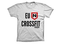 Nação Crossfit - T-shirt
