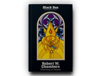 Book - Black box collection - Robert W. Chambers