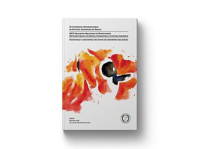 Book - XI Congresso Internacional de Estudos Japoneses japan cover book