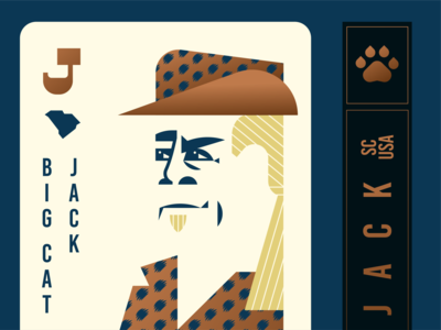 Doc Antle Playing  Card