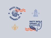 Salty Jack Apparel Brand
