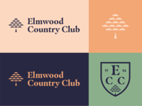Elmwood Country Club Branding