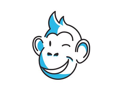 Marco Again ape monkey modern