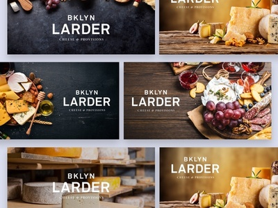 BKLYN Larder | Image Ads advertisement ads design ecommerce ecomm klientboost