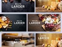 BKLYN Larder | Image Ads