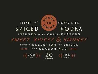 Sweet Spicey & Smokey