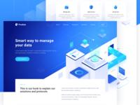 Prodata | Digital Data Website