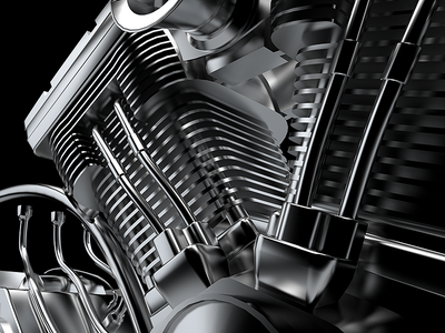 Motorcycle engine engine motorcycle
