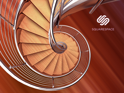 Squarespace 6 Upstairs squarespace6 stairs wood