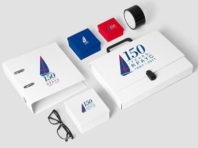 RPAYC 150 Years Corporate Branding