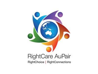 Right Care AuPair logo