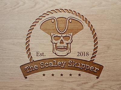 Skipper logo design