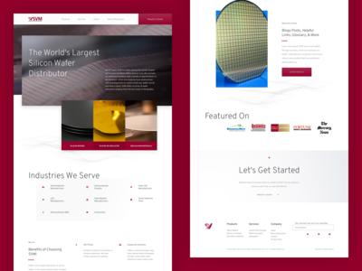 Tech Distributor Homepage