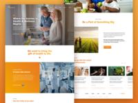 Health Brand Spec Work