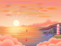 Illustration animation