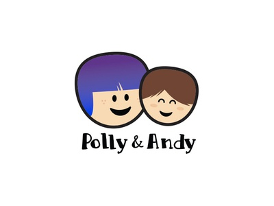 Polly and Andy Logo