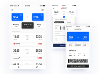 Practice: Flight booking App