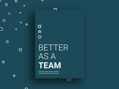 Better As A Team uxui ux ui safetyculture poster design poster graphic design