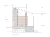 Section Detail Drawing