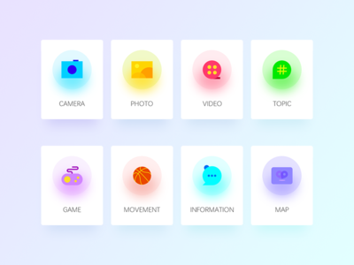 Some ICONS extension and copy