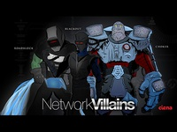 Ciena Network Villians