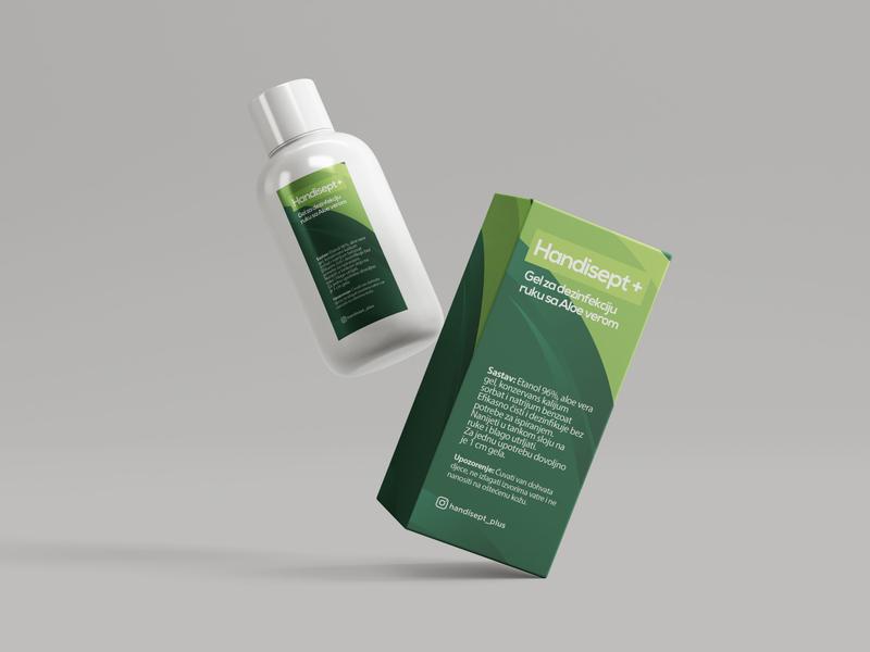 Handisept + Medical Packaging