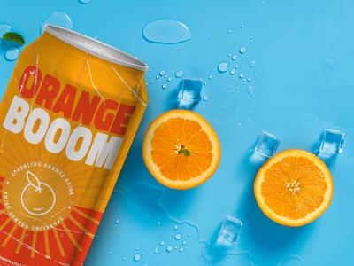 Orange Boom#2