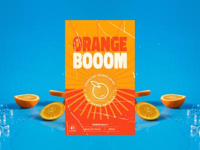 Orange Boom#3