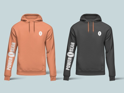 POWER BEAN-CONCEPT HOODIES